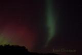 Aurora Borealis - Northern lights - Aurore Boréale Octobre ( 2012 ) Québec