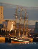 Padua /   kruzenshtern   ( Port de Québec )