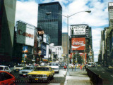 Times Square /  New York 1985