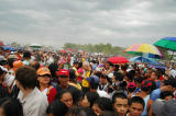 Lent in Pampanga, Philippines