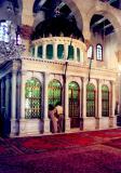 John the Baptist Shrine inside the Amawy Mosque