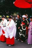 A Shinto Wedding