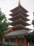 Five story Pogoda