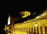 A night vision of the Ummayad Mosque
