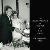Margaret & Eric- Golden Wedding