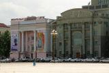 Shukbaatar Square - Opera House