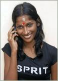 Young Woman Sri Lanka