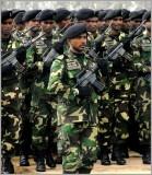 Soldiers of Sri Lanka