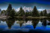 Grand Teton (HDR)
