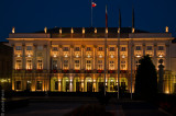 Presidential Palace at Night