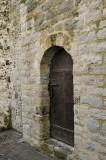 St-valery-sur-Somme - Porte Jeanne D'Arc - door heavy duty