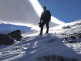 Subida a la Peña de Los Ladrones (4 de Enero, 2011)