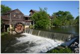 ye ole mill in pigeon forge