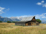 another Mormon Row Barn
