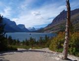 St Mary Lake - Wild Goose Island