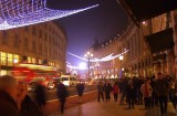 london night regent street