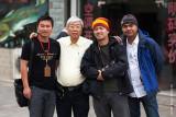 Mr. Zhao, PabloT, RaulE, ArnelM