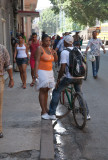 El cubano es conversador (La Habana)