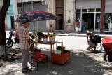 Carlos haciendo fotones (La Habana)