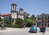 Iglesia en La Habana Vieja