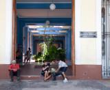 Escuela Primaria en la Plaza Vieja