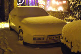Poor 944 left out in the snow!