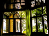 The window which knew the secrets of light....