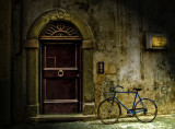 Mr. Puccini's bicycle