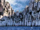 Impressive wild beauty of a Mediterranean fiord…