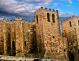 Vestiges of  ancient walls...