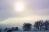 Maybe the fog will fade away soon...