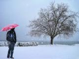 Swiss snow...