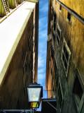 The Sky above Diagon Alley
