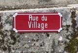 A street village called Village Street....
