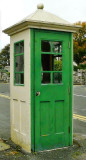 ...and then hop over to the old Irish phone box to make a call back home