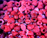 Raspberries....