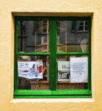 The window  which was involved in cultural activities....