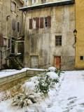 Winter visits Diagon Alley....