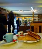 Breakfast at the Baker's