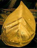 Golden Perfume Bottle