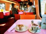 Train Café...