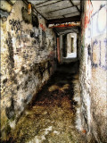 Imaginary secret passage