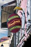 A German butcher in Coppet????