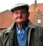 People in Brugge - Jean who will be 90 next January