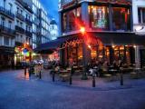 The last Night in Bruxelles