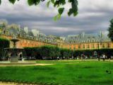 Once again in Place des Vosges