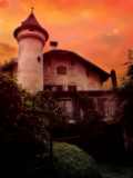 The house of sunset