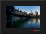 Bridging Yarra River