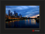 At the Crack of Dawn - Yarra River