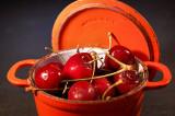 Making Cherry Soup